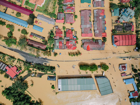 WMO: Οι καταστροφές που σχετίζονται με το νερό κυριαρχούν τα τελευταία 50 χρόνια