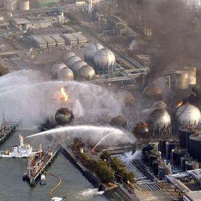 Greenpeace: Η ιαπωνική κυβέρνηση θέλει να απορρίψει το μολυσμένο νερό της Φουκουσίμα στον Ειρηνικό