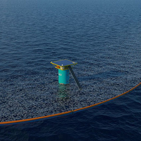 Η πλατφόρμα ενός 20χρονου για τον καθαρισμό των ωκεανών από τα πλαστικά