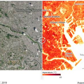 «Προθέρμανση» στο Τόκιο - Τι συμβαίνει με τα κύματα καύσωνα κατά τη διάρκεια των Ολυμπιακών Αγώνων