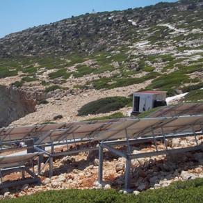 Αφαλάτωση αποκλειστικά με ηλιακή ενέργεια
