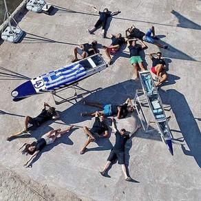 Διεθνής διαγωνισμός για ενεργειακά αποδοτικά σκάφη με ελληνική παρουσία