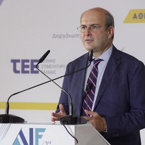 Χατζηδάκης: Ενεργειακές επενδύσεις σε 5 τομείς - Στην τελική ευθεία το ΕΞΟΙΚΟΝΟΜΩ-ΑΥΤΟΝΟΜΩ
