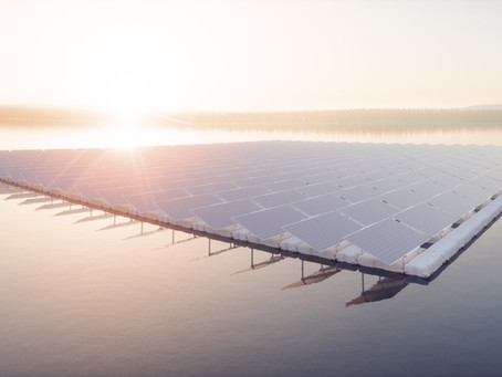 Πλωτά φωτοβολταϊκά πάρκα, ένα υποσχόμενο και φιλόδοξο εγχείρημα