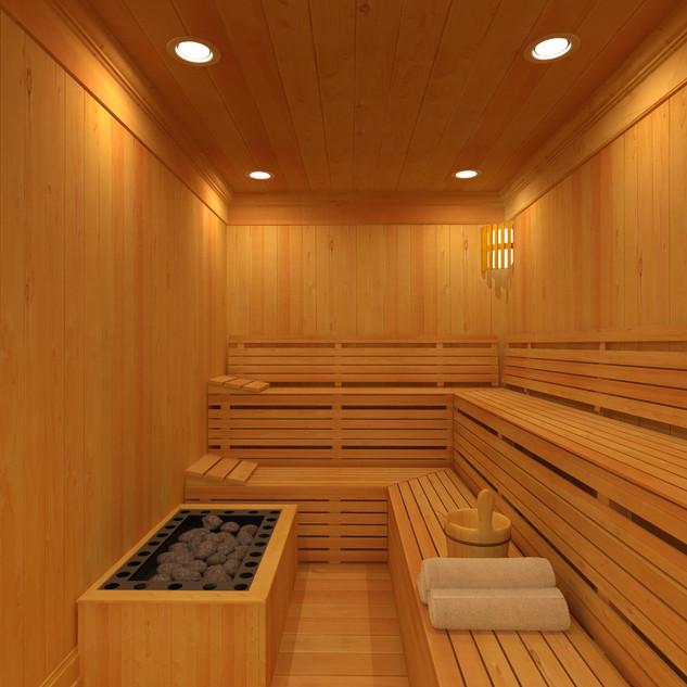 Bodrum Sauna İmalat Tasarım
