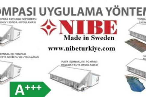 Nibe İsveç Yeni Nesil Isı Pompası