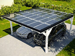 solar-araba-garajı-güneşten-elektrik-fet
