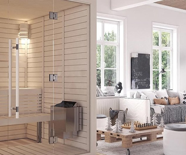 Bodrum Modular Sauna