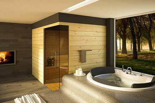 Bodrum Sauna Hamam Buhar Odası İmalat Tasarım