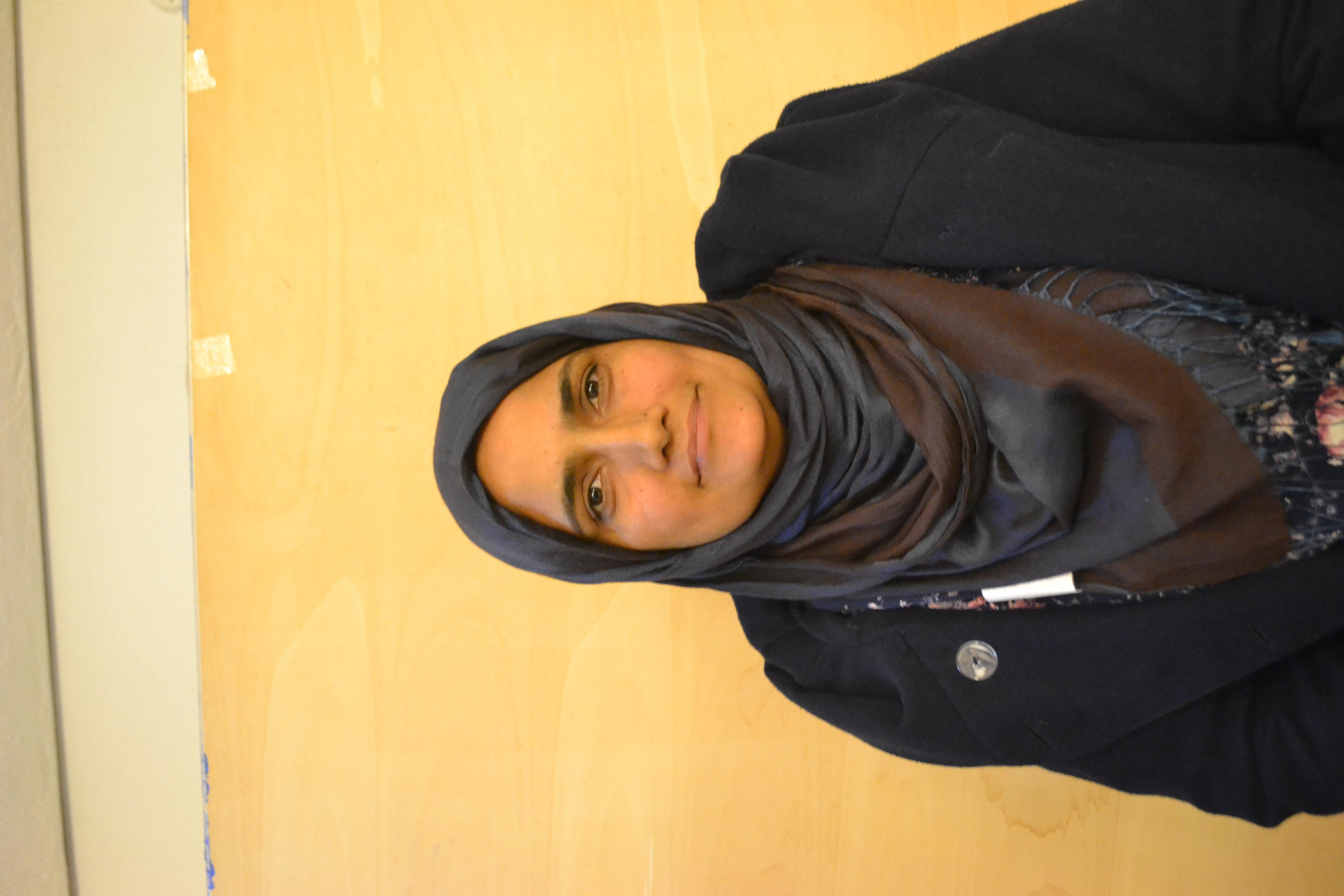 Naheed Inayat Khadim