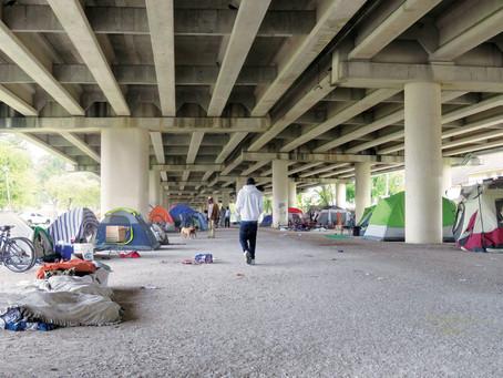 The Need of Houston