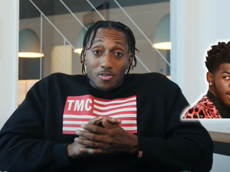 Lecrae Addresses Lil Nas X's Shoes