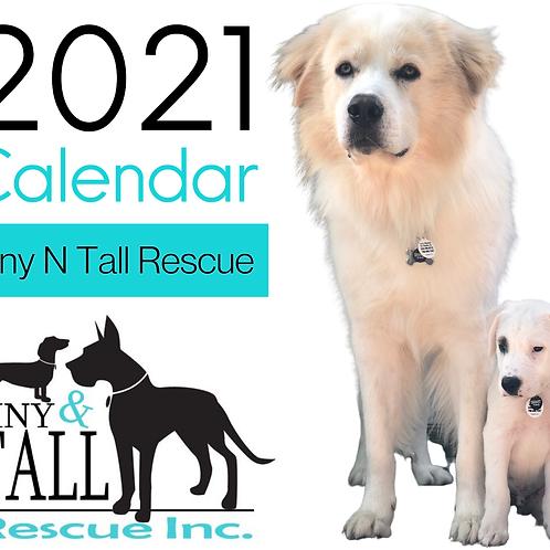 TNT 2021 Calendar