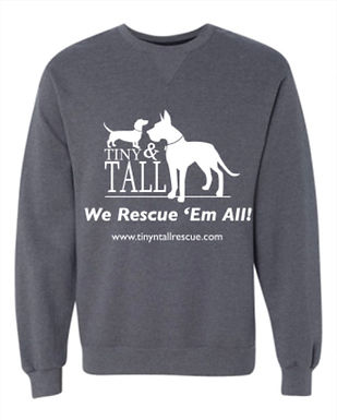 Grey TNT Crewneck