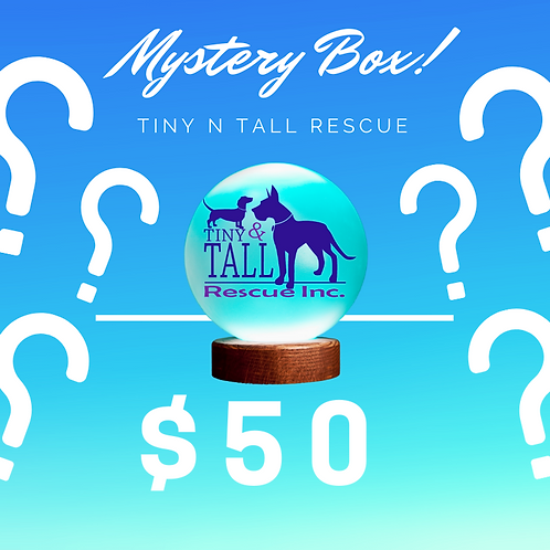 Mystery Box $50