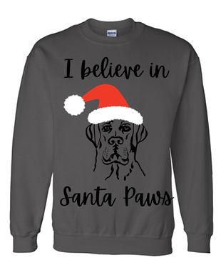 Santa Paws Crewneck