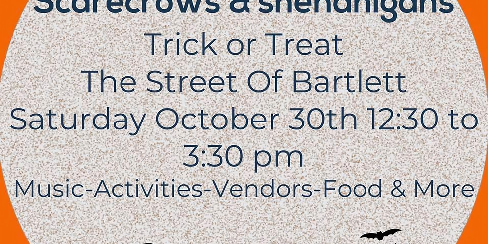 Scarecrows & Shenanigans at the streets of Bartlett