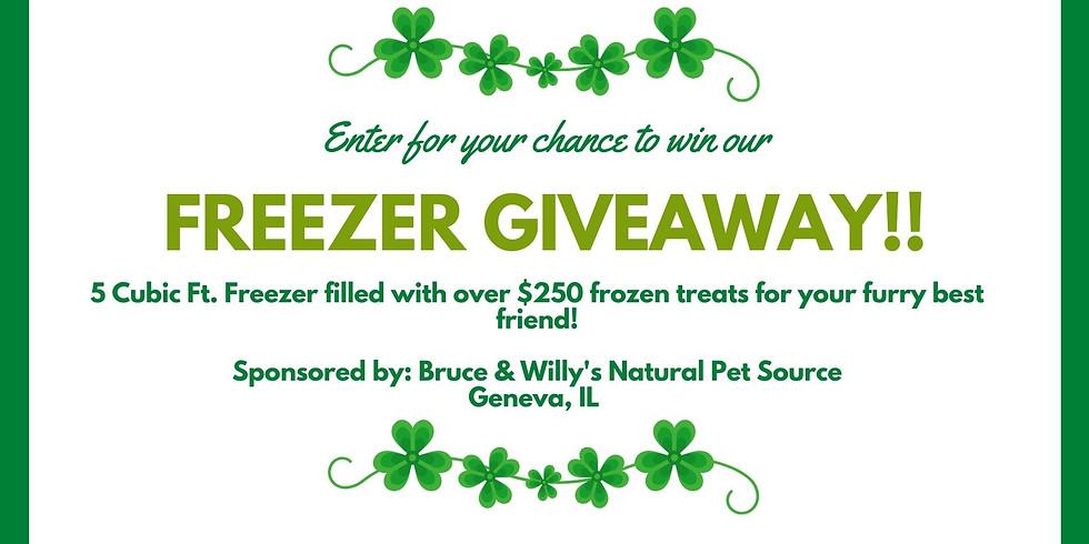 Freezer Giveaway!