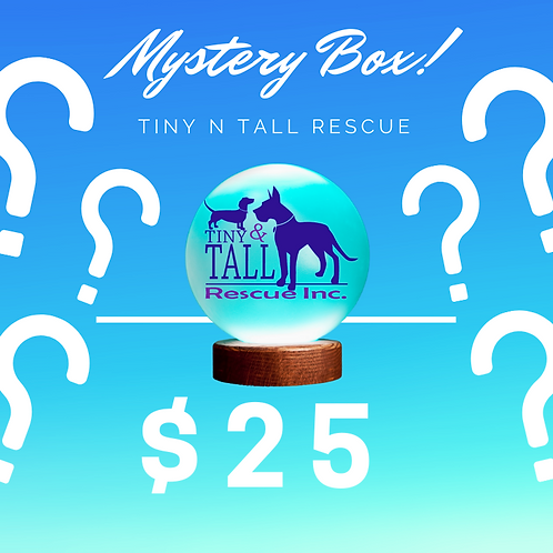 Mystery Box $25