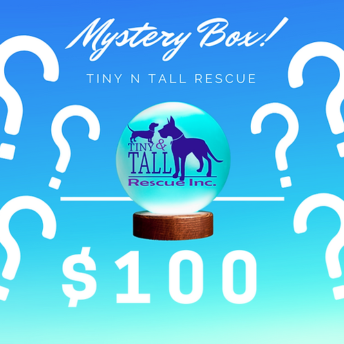 Mystery Box $100