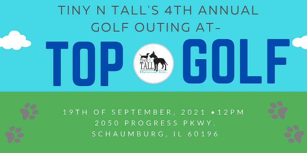 TNT's 4th Annual Golf Outing