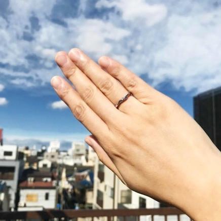 こんばんは!._Rion&Ringsの青山です。._._先日新しいデザインのリン