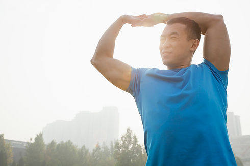 Yoga for Sports 运动瑜伽