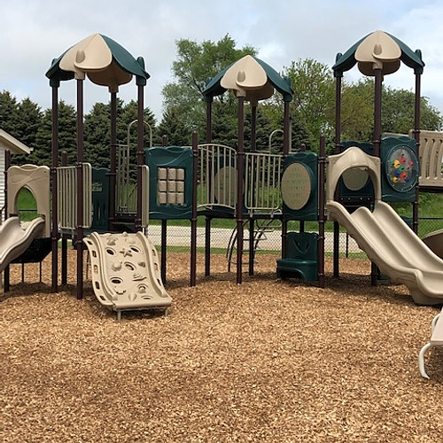 GL Community Playground Dedication