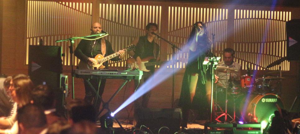 Grupo musical La Célula.