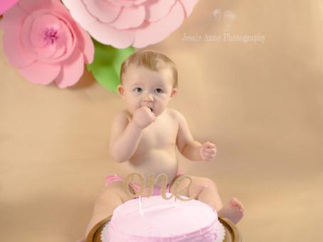 Pretty in Pink | Memphis Newborn Photographer