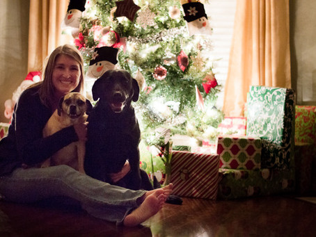 Merry Christmas and Happy New Year | Memphis Photographer