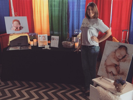 Mid-South Baby and Kids Expo   Memphis Newborn Photographer