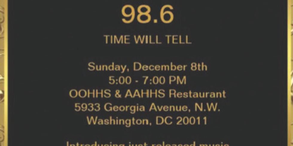 98.6 - Special Album Release Event