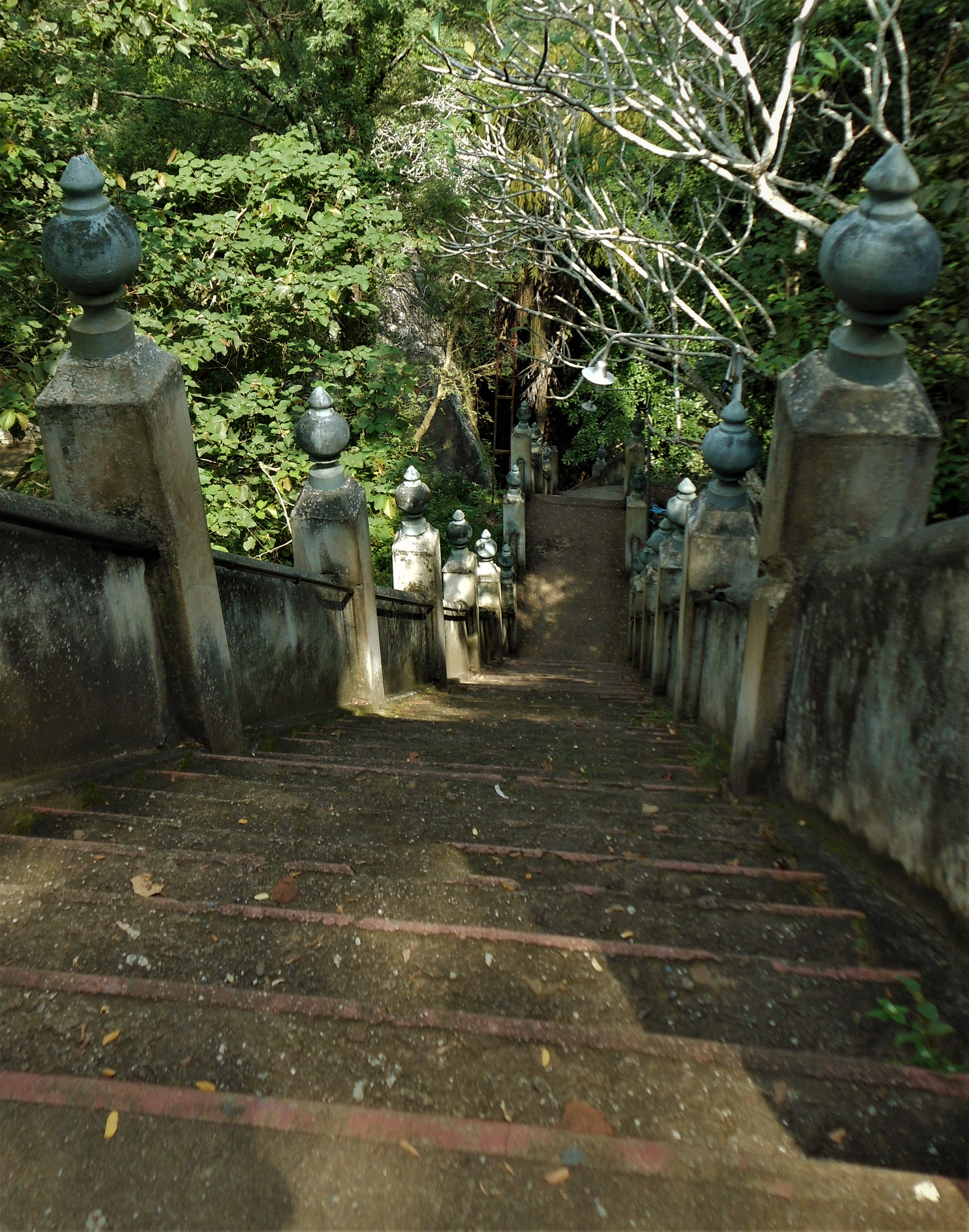 Treppe Bali