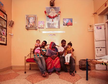 SOORAJ'S FAMILY
