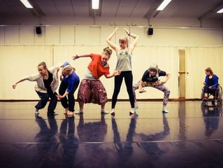 Macbeth, Again! Rehearsal Day 9
