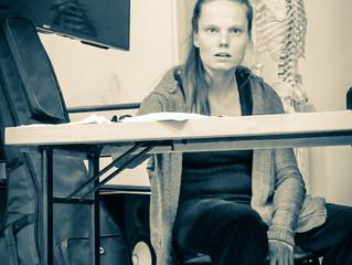 Macbeth, Again! Rehearsal Day 6