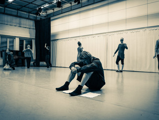 Macbeth, Again! Rehearsal Day 8