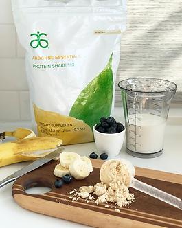 Arbonne Essentials Vanilla Protein Shake