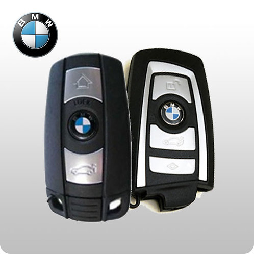 Unlock Reset Service BMW Smart Remote FOB W/ New Key