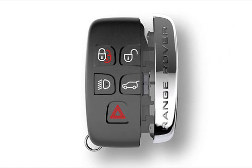 Unlock Reset Service Range Rover Smart Key