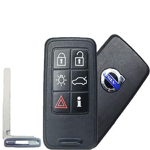 Unlock Reset Service Volvo Smart Key