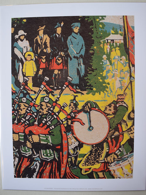 1929 Print