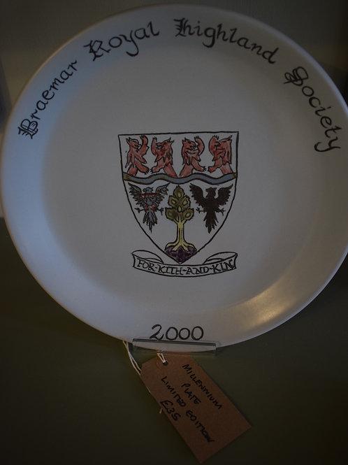 Millenium Plate