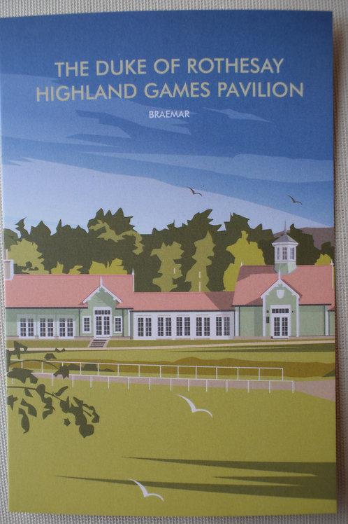 Pavilion Postcard