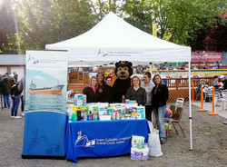 CHOB Lower Columbia Longshoreman's Federal Credit Union donations 6-13-2017