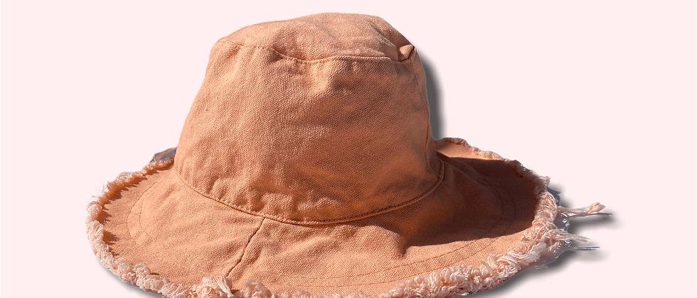 Bucket Hat Deshilachado