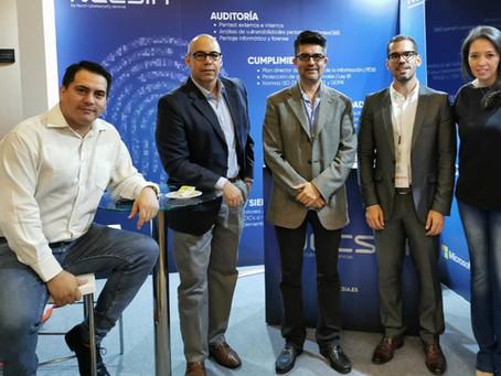 Necsia Panamá y la empresa Nuvol Services firman alianza estratégica