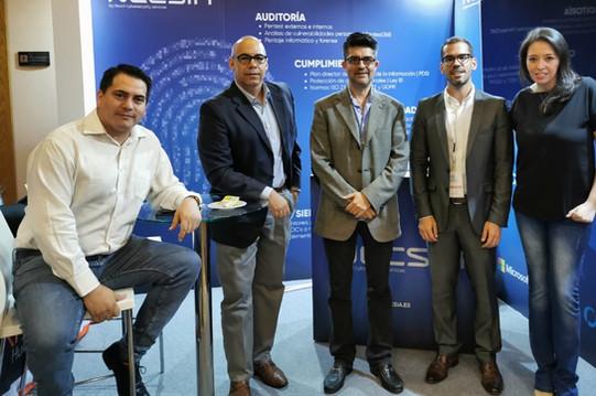 Servicios de Ciberseguridad | México, Panamá y Colombia