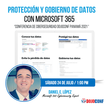 DojoConf 2021, Conferencias de Ciberseguridad en Panamá